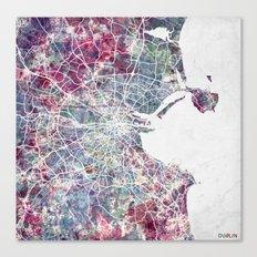 Dublin Canvas Print