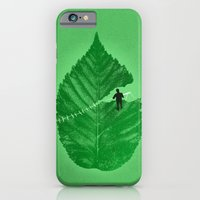 iPhone & iPod Case featuring Loose Leaf by rob dobi