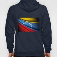 Flag Of Venezuela Hoody