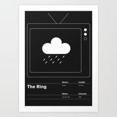 The Ring Art Print