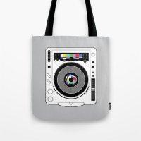 1 kHz #12 Tote Bag
