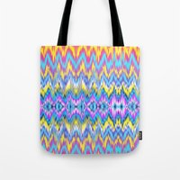 ethnic patterned Phone case Tote Bag