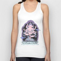 Long Lines Block the Path to Enlightenment Unisex Tank Top