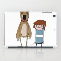 Pet Bear iPad Case