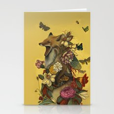 Fox Confessor Stationery Cards