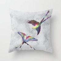 Dreamcatchers Throw Pillow