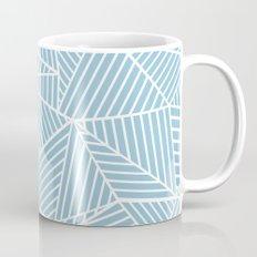 Ab Lines Sky Blue Mug