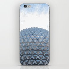 A Whole New World iPhone & iPod Skin