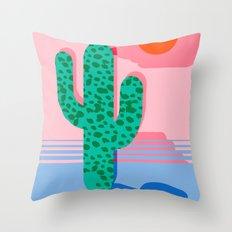 No Foolin - Retro Throwb… Throw Pillow