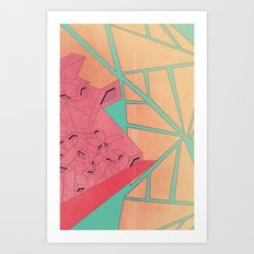 Tower 31 Art Print