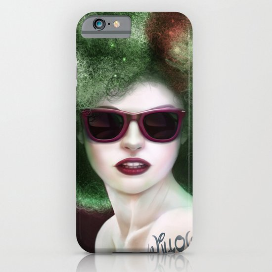 Willow Fro iPhone & iPod Case