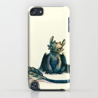 Toothless iPod touch Slim Case
