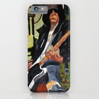 iPhone & iPod Case featuring Johnny - ANALOG zine by Greg Mason Burns