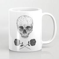 Skull N' Roses Mug