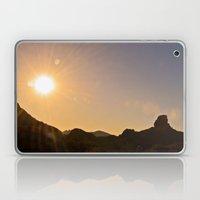 Sunset on the Apache Trail Laptop & iPad Skin