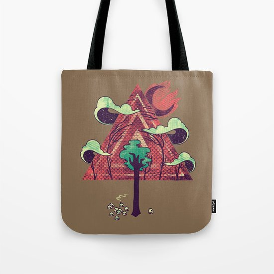 The Evergreen Tote Bag