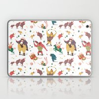 The Circus Is Coming To … Laptop & iPad Skin