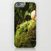 iPhone & iPod Case featuring Mushroom chimney by Bret Caiazzi