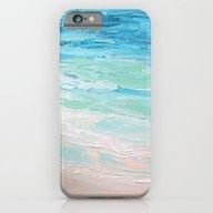 Orient Beach iPhone 6 Slim Case