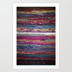 The Magic Carpet Art Print