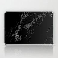 Wellington Map New Zelan… Laptop & iPad Skin