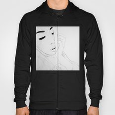 I used to know(illustration) Hoody