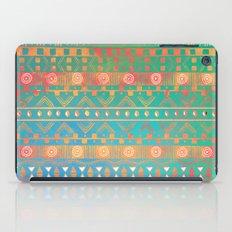 Inspired Aztec Pattern 2 iPad Case