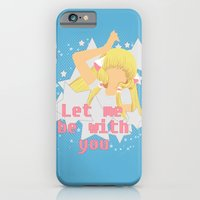 Let Me Be With You iPhone 6 Slim Case