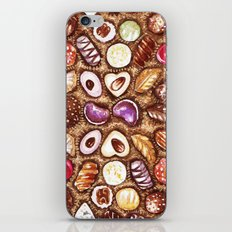 Chocolates for my sweety iPhone & iPod Skin