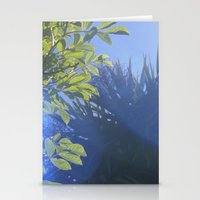 Sun/Trees Stationery Cards