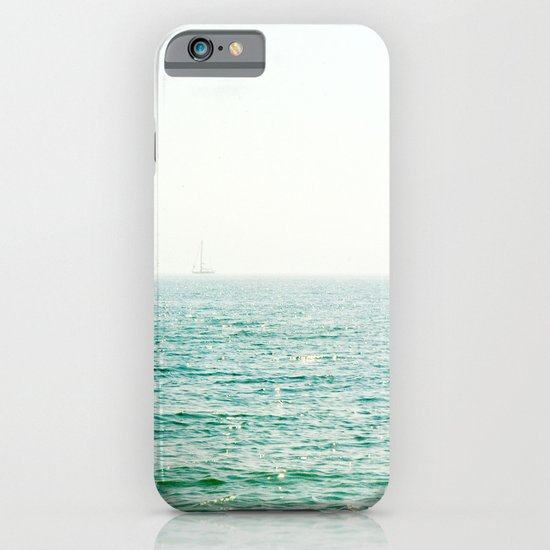 Ocean Ghost Ship iPhone & iPod Case