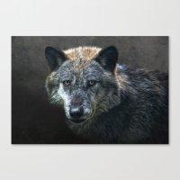 wolfman Canvas Print