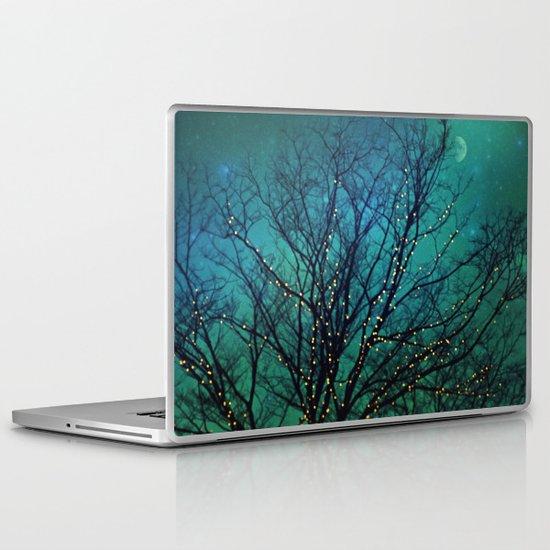 magical night Laptop & iPad Skin
