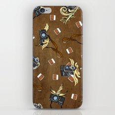 Photographie Pattern iPhone & iPod Skin