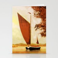 The Wherry Albion Stationery Cards