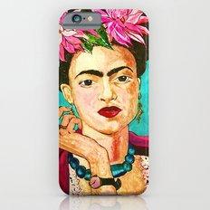 Frida Kahlo II iPhone 6 Slim Case