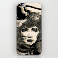 I'm Running Away To The … iPhone & iPod Skin