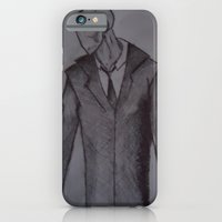 Man Without A Face. iPhone 6 Slim Case