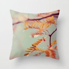 Autumn #2 Throw Pillow