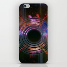 Wall of Space iPhone & iPod Skin
