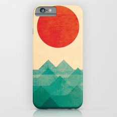 The ocean, the sea, the wave iPhone 6 Slim Case