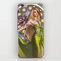 Zodiac Art Show - Libra iPhone & iPod Skin