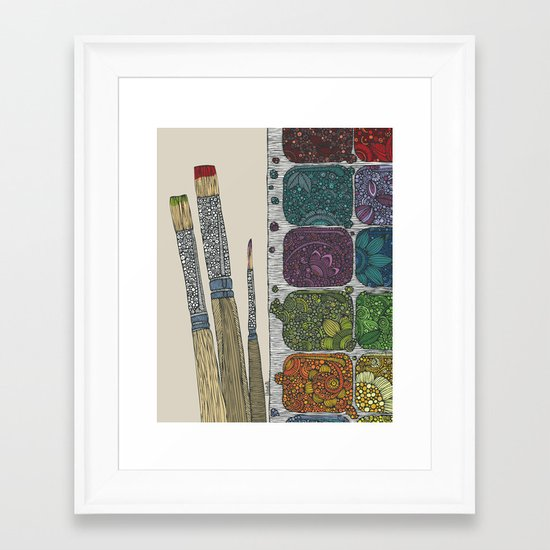 Create Framed Art Print