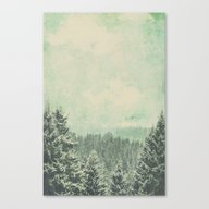 Fading Dreams Canvas Print
