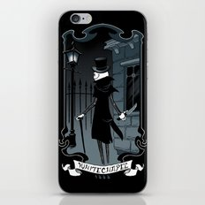 Jack the Ripper iPhone & iPod Skin