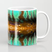 Alien Temple  Mug