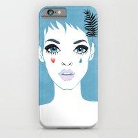 Сrying Girl iPhone 6 Slim Case