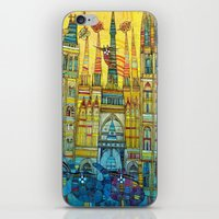 CAT-HEDRAL iPhone & iPod Skin