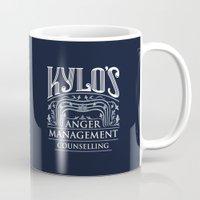 Kylo's Anger Management Counselling Mug