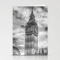 Big Ben London Stationery Cards
